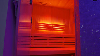 Bespoke sauna installation UK
