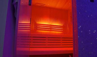 Bespoke sauna installation UK