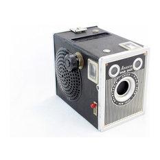 Steampunk Wireless Next Gen Bluetooth Speaker - ANSCO Shur Shot Special Camera