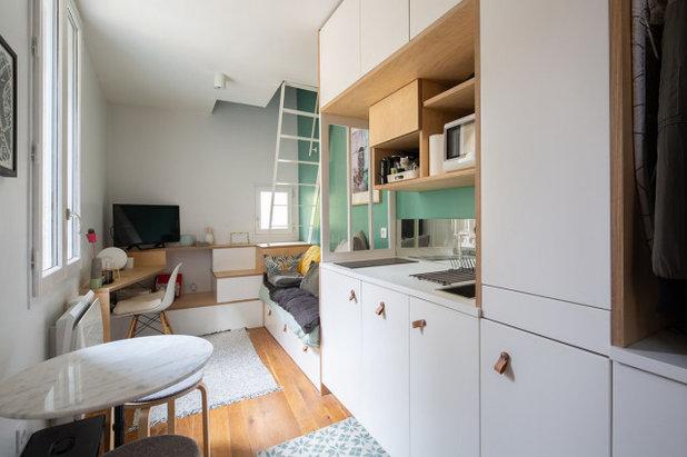 Кухня by LAUREN HAVEL Architecte