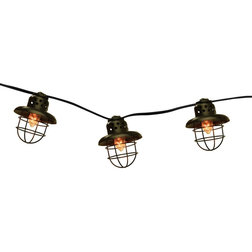 Outdoor Rope And String Lights by Northlight Seasonal