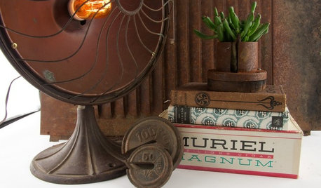 Dumpster Decorating: Furnishing Your Home With Repurposed Pieces