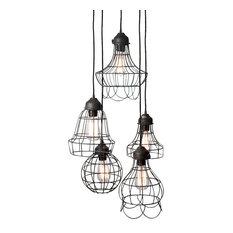 Wire Pendant Lighting | Houzz