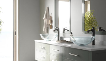 Up to 55% Off Bathroom Sinks and Faucets Sale