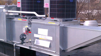 KM - Commercial Heating and Cooling Systems Melbourne