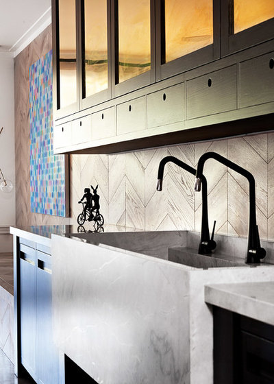 Transitional  by Leon House Design
