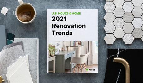 2021 U.S. Houzz & Home Study: Renovation Trends