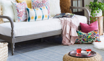 Featured Brands: Outdoor Rugs and Decor Pairings