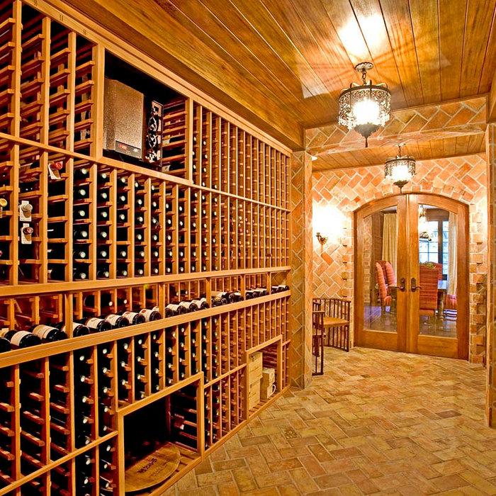 Wine Room Technology