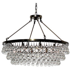 Transitional Chandeliers by Light Up My Home
