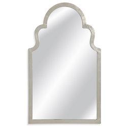 Mediterranean Bathroom Mirrors by BASSETT MIRROR CO.