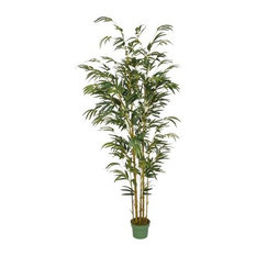 Artificial 5ft Yellow Bamboo Tree