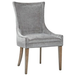 Transitional Dining Chairs by GwG Outlet