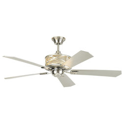 Transitional Ceiling Fans by Monte Carlo