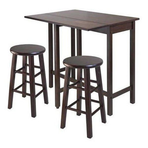 Drop Leaf Breakfast Kitchen Island 24 Quot Upholstered Square