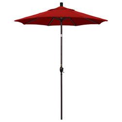 Contemporary Outdoor Umbrellas by California Umbrella