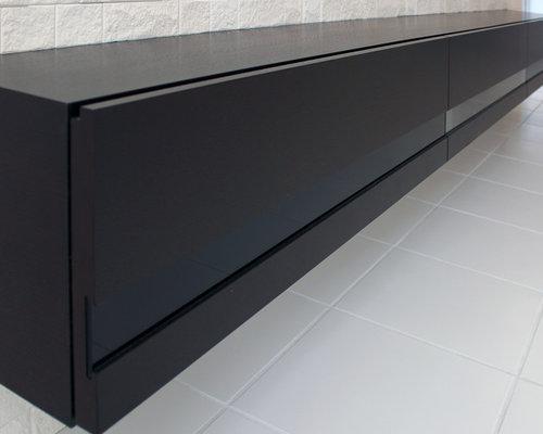 houzz 2019受賞|フロートテレビボード(床から浮いているテレビボード)【全国対応】 - 商品