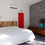 Cornelius Residence - Modern - Kitchen - Wilmington - by Christopher ...