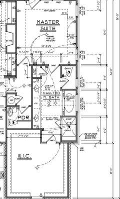 Anyone built or seen built Frank Betz's Northfield Manor? on