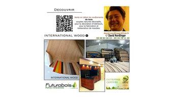 Revêtements intérieur bois souples décoratifs