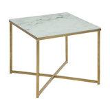 Alismar Square Lamp Table