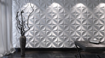 Eco-friendly 3D Wall Panels - Aryl Design 3m2