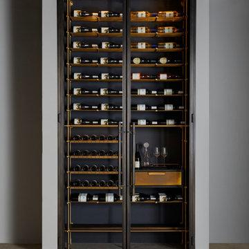 The Bronze Wine Room