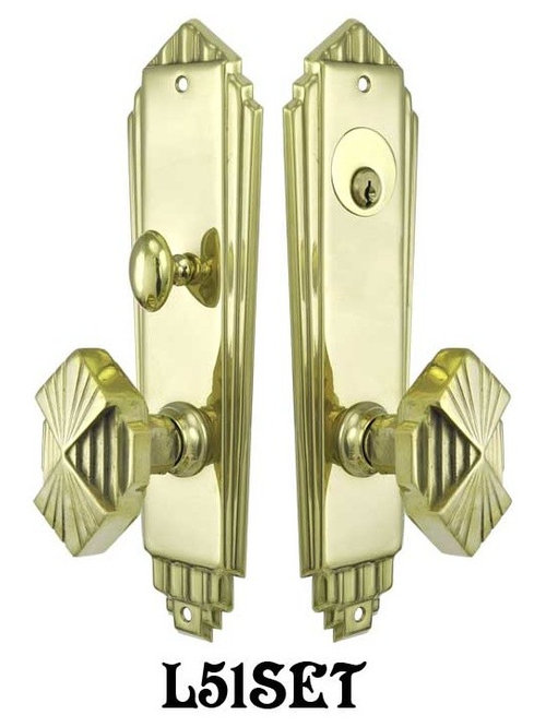 Vintage Style Door Hardware Sets
