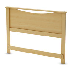 South Shore Furniture - South Shore Step One Full/Queen Headboard 54/60'', Natural Maple - Headboards