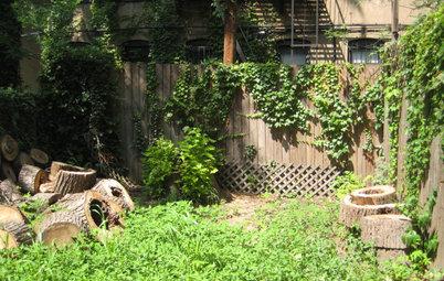 До и после: 4 маленьких сада на заднем дворе — от 24 до 75 кв.м.