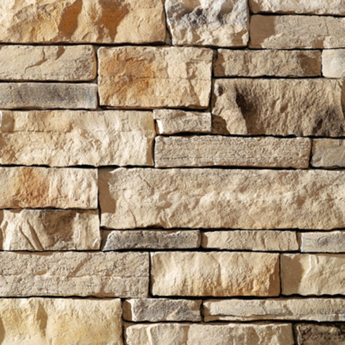 Dry Stack Or Grout Stone Siding