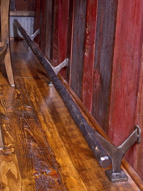 Bar Foot Rail Houzz