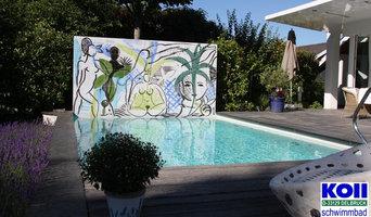 Privat Pool in Erwitte von, Koll Schwimmbad.de