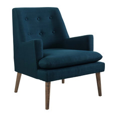 Azure Leisure Upholstered Lounge Chair