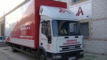 Servicio de mudanzas y transportes