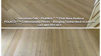 Tasmanian Oak Timber Flooring - [Loopy] Sassafras