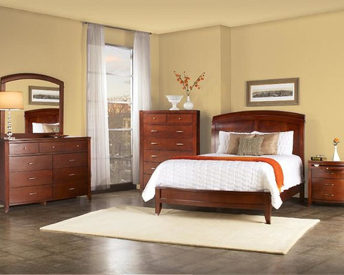 Modus Furniture Brighton Bedroom Set   Bedroom Furniture Sets