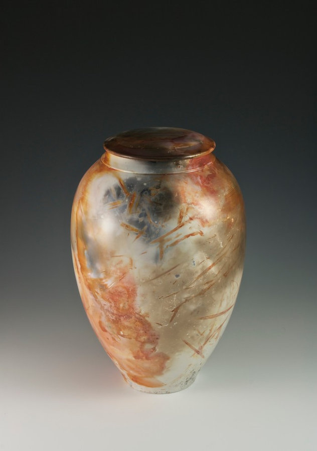 2016 Raku and Barrel fired works