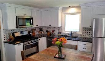 Cottage Kitchen, AFTER