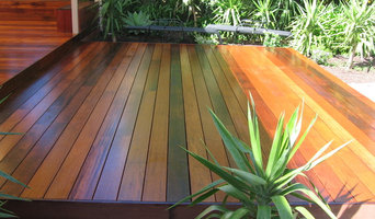 Designed & installed by Leisure Decking