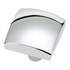 Alno A520-PC 1 1/4 inch Cabinet Knob in Polished Chrome