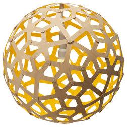 Contemporary Pendant Lighting by David Trubridge