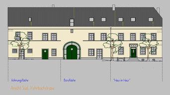 """Wohn- Büroobjekt """"maison au bougainvillier"""""""