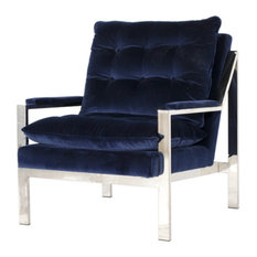 men office decor. exellent men worlds away cameron navy and gold lounge chair navysilver  armchairs and intended men office decor