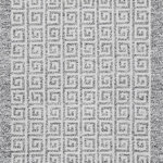 nuLOOM - nuLOOM Flatweave Zuly Geometric Indoor/Outdoor Area Rug, Gray, 5'x8' - Made from the finest materials in the world and with the uttermost care, our rugs are a great addition to your home. Features Style: Casuals, Geometric, Outdoor Material: 100% Polyester Weave: Flatweave Origin: India Note: All rug sizes are approximate. Due to the difference of monitor colors, some rug colors may vary slightly. We try to represent all rug colors accurately.
