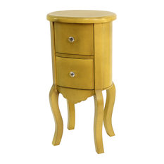 Yellow Accent Chests and Cabinets   Houzz