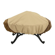 Classic Accessories 72942 Veranda Round Fire Pit Cover, Large