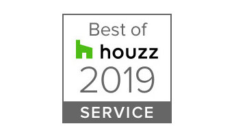 Awarded BEST OF HOUZZ 2019  - Thank you for your business!
