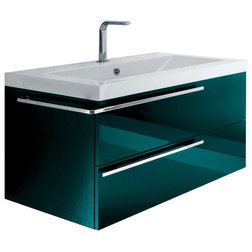 Contemporary Bathroom Vanities And Sink Consoles by ISABAGNO