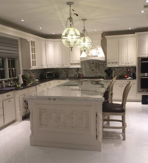 Need Help Choosing A Kitchen Table For Black White Grey
